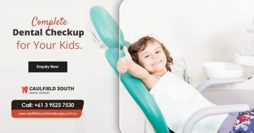 childrens dentist melbourne
