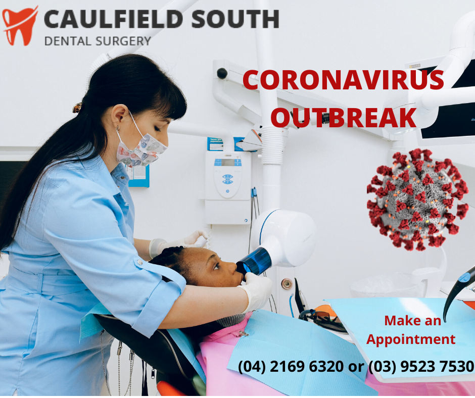 Coming to The Dentist During Coronavirus Outbreak